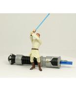Star Wars Hasbro EPS1 OBI-WAN KENOBI, Deluxe - Loose  - $9.99