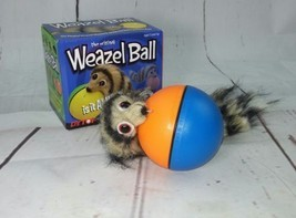 The Original Weazel Ball New Hours ofFun For Cats and Dogs Battery Operated - $9.05