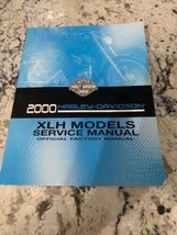 2000 Harley-Davidson XLH Models service Manual Officialy Factory Manual - $74.25