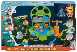 Fisher-Price Octonauts Launch and Explore Octo-Lab - $73.09