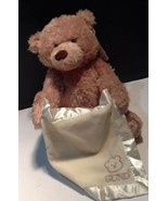 Peek A Boo Gund Animated New Tags 2014 - $19.80