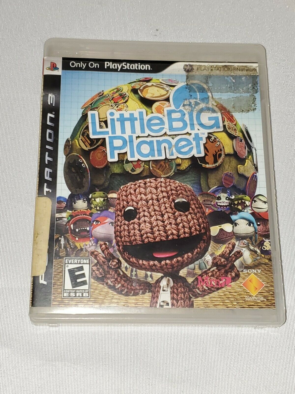 Primary image for Little BIG Planet, Ps3 Game, for everyone, used in good condition