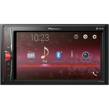 Pioneer MVH-210EX 6.2 Double DIN In-Dash Multimedia A/V Receiver with Bl... - $170.00