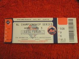 2015 NL Champ  Royals @ New York Mets Unused Citi Field Ticket Stub Game # 3 - $9.89