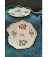Set of 2 Dogwood China plates no nicks,or scratches Gift Ideal  - $6.92
