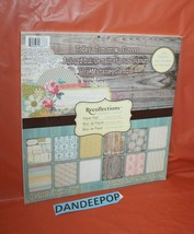 Recollections Signature ESpecial 12x12 Today Tomorrow Forever Paper Pad ... - $24.74