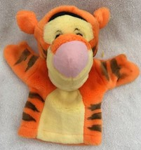 "Tigger & Winnie the Pooh's Friend Plush Hand Puppet Vintage Mattel 9"" - $11.99"