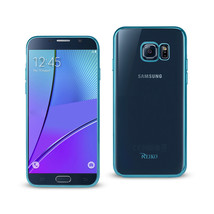 REIKO SAMSUNG GALAXY NOTE 5 FRAME CASE IN SHINY BLUE - $9.17