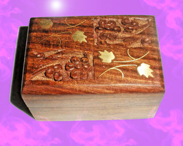 FREE W $100 Haunted 100x SCHOLAR ENHANCED MAGICK MAGNIFYING CHEST MAGICK  - $0.00