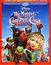 Disney The Muppet Christmas Carol [Blu-ray]