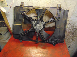 12 11 10 07 08 09 Nissan Versa oem 1.6 radiator cooling fan assembly - $29.69