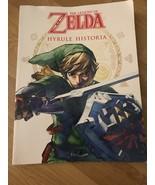 The Legend Of Zelda Hyrule Historia An Unprecedented Look Into Making Th... - $14.84