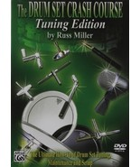 The Drum Set Crash Course, Tuning Edition (DVD) [DVD] - $18.50