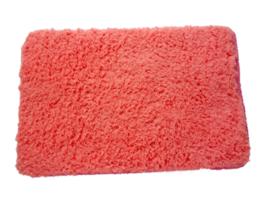 """Yoga Velvet Carpet for Living Room Bedroom Yoga Mat 24"""" x 16"""" Pink - $10.49"""