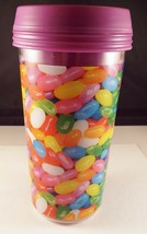 Jelly Bean Design 16 oz Reusable Travel Mug  Funny Joke Gag Gift - $13.83