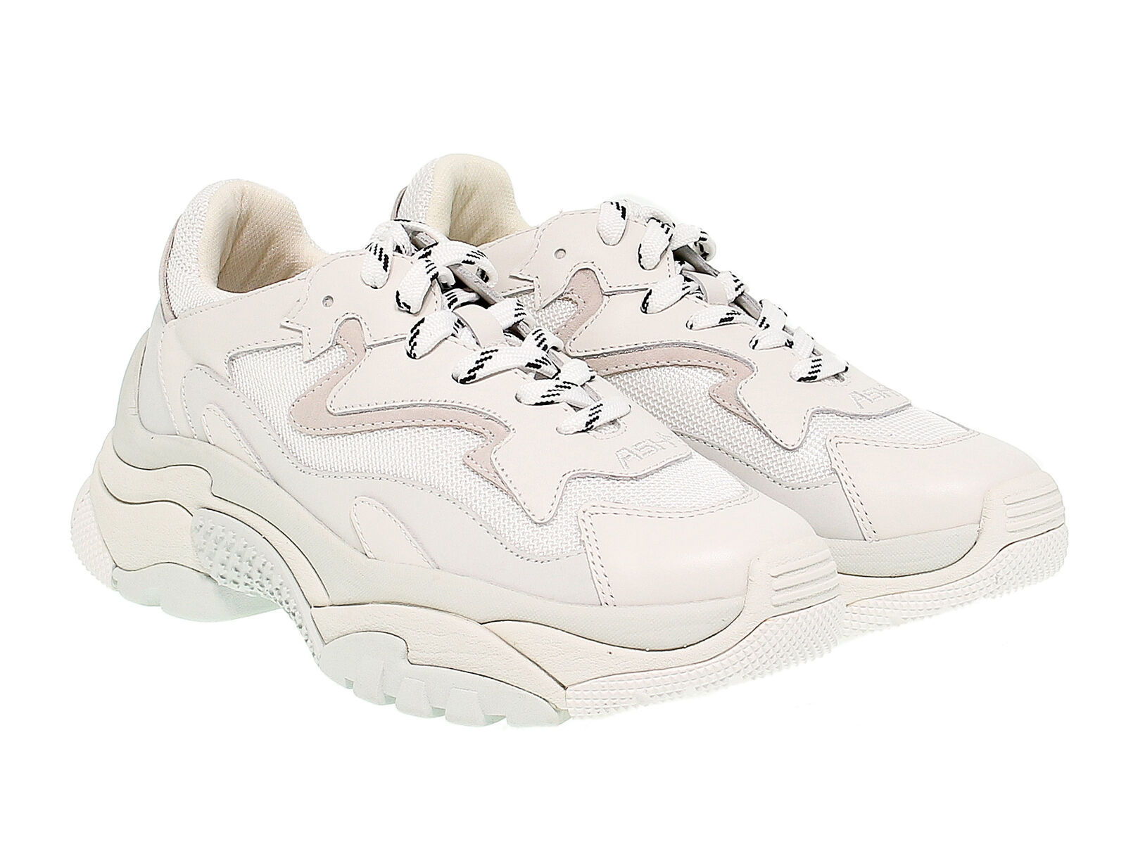Sneakers ASH ADDICT in pelle bianco - Scarpe Donna