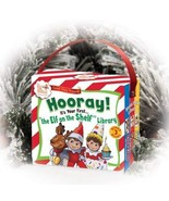 """Elf on the Shelf Scout Elves Present: Hooray! It's Your First """"The Elf o... - $19.31"""