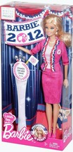 Barbie President Doll Set New in Box Election 2012 I Can Be White House ... - $13.76