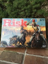 RISK THE GAME OF STRATEGIC CONQUEST HASBRO NEW SEALED - $26.75