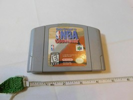 Kobe Bryant in NBA Courtside Nintendo 64 game only E court side game - $15.90