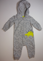 Dinosaur Sleeper with Hood...SZ 6mo - $8.00