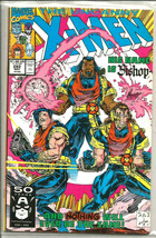 Uncanny X-men #282 NM- 1st Print & Series 1991 MARVEL COMICS Bishop - £17.40 GBP