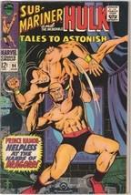 Tales To Astonish Comic Book #94 Marvel Comics 1967 FINE - $17.34