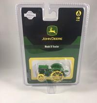Precision Athearn Diecast John Deere Model D Tractor 1:50 Scale - $23.36