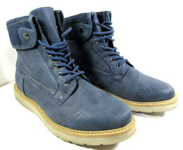 "Cliffs by White Mountain ""Marleen"" Navy Blue Shoes Hiking Boots Size 9.5 - £36.71 GBP"