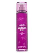 Bath & Body Works Sugared Cranberry Cider Fine Fragrance Mist 8 fl oz / ... - $16.00