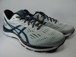 Asics Gel Cumulus 20 Size US 12 M (D) EU 46.5 Men's Running Shoes Gray 1011A008