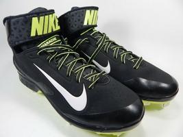 best loved ad625 f6d28 Nike Huarache pro Mitte Metall Baseball Stollenschuhe Herren Größe UK 11  Schwarz -  53.61