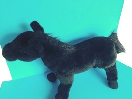 "R2 Design International LLC of Scottsdale Plush Black Horse Stands 15"" Good used - $13.98"