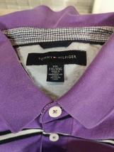*Tommy Hilfiger* -VTG -Purple 2 Button Polo -XXL -Mint - $31.78