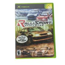 RalliSport Challenge (Xbox, 2002) Game Case Manual - $12.87