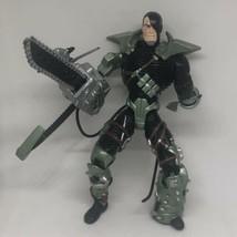 """McFarlane Toys Spawn Series Villain Chainsaw Action Figure 1995 Curse 6"""" - $8.00"""