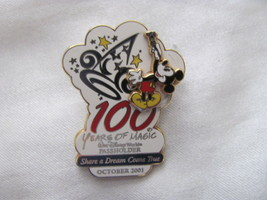 Disney trading pins 7040: wdw-share a dream come true annual passholder pin - $7.22