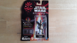 """Star Wars Episode I """"Watto with Datapad"""" and CommTech Chip - $19.14"""