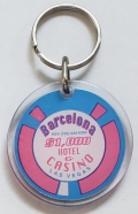 Barcelona Hotel & Casino, Las Vegas souvenir keychain - $5.95