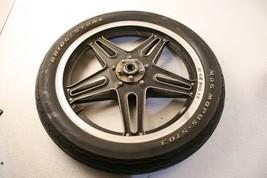 1981 Honda CB750SS CB750 Front Wheel & Tire - $84.14