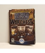 Medal of Honor: Allied Assault War Chest PC game 5 disc - $15.00