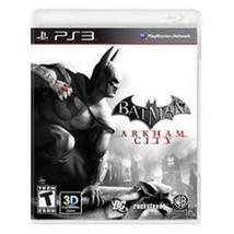 Batman: Arkham City - Playstation 3 PS3  - $9.99