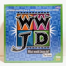 Vintage WWJD (What Would Jesus Do) Christian Religious Board Game - NEW & SEALED - $28.01