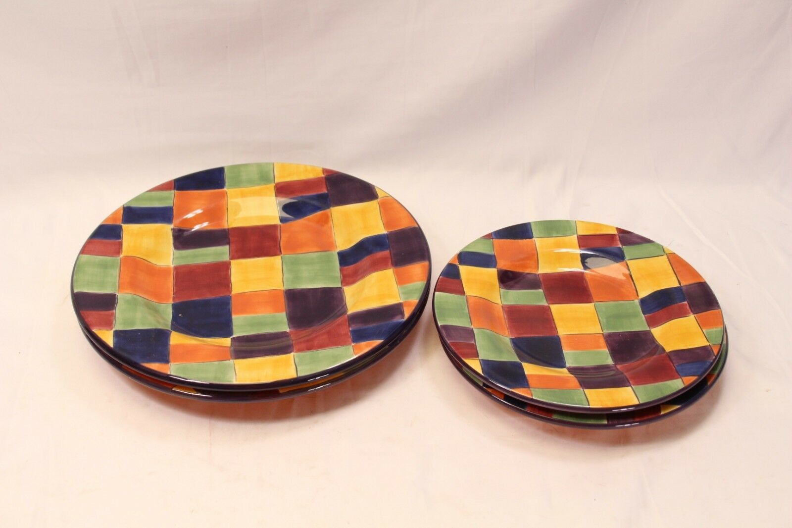 Primary image for Tabletops Caracus 2 Dinner 2 Salad Plates