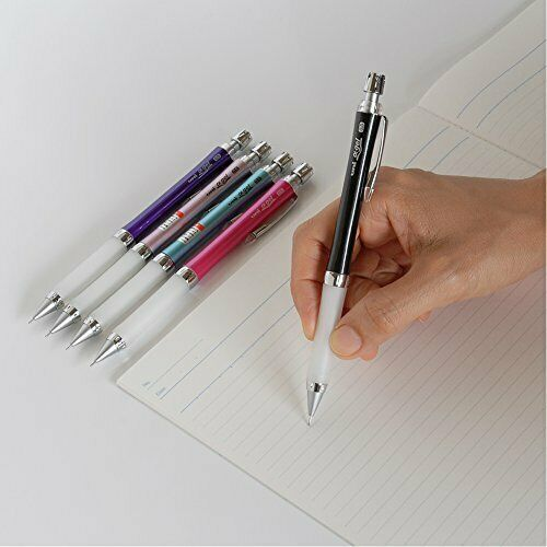 Uni Alpha-Gel Slim Mechanical Pencil 0.5mm,  (M5807GG1PN.13)