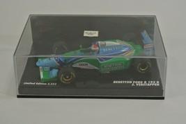 Paul's Model Art Minichamps Formula Benetton Ford B 193 B J Verstappen Ltd Ed - $48.37