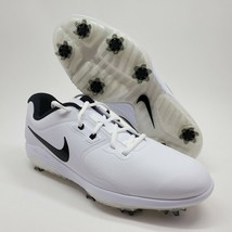 Nike Vapor Pro Men's Sz 11.5 Golf Shoe White Black Sneakers AQ2197-101 NEW - $78.21