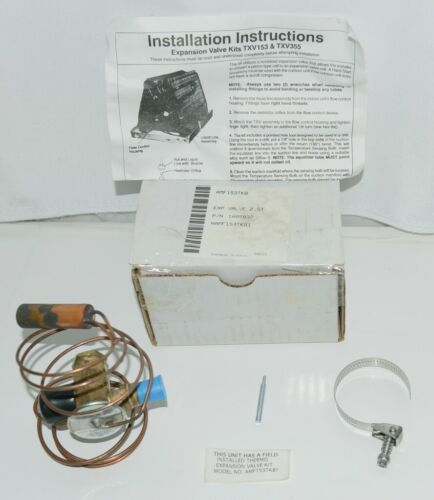 Emerson HQ1085766ACFP TXV Thermal Expansion Valve R22 2 and a half Ton