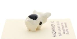Hagen-Renaker Miniature Ceramic Pig Figurine Spotted Piglets Standing Set of 2 image 6