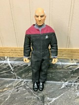 Star Trek  Captain Jean-Luc Picard 9 Inch Action Figure - $18.76